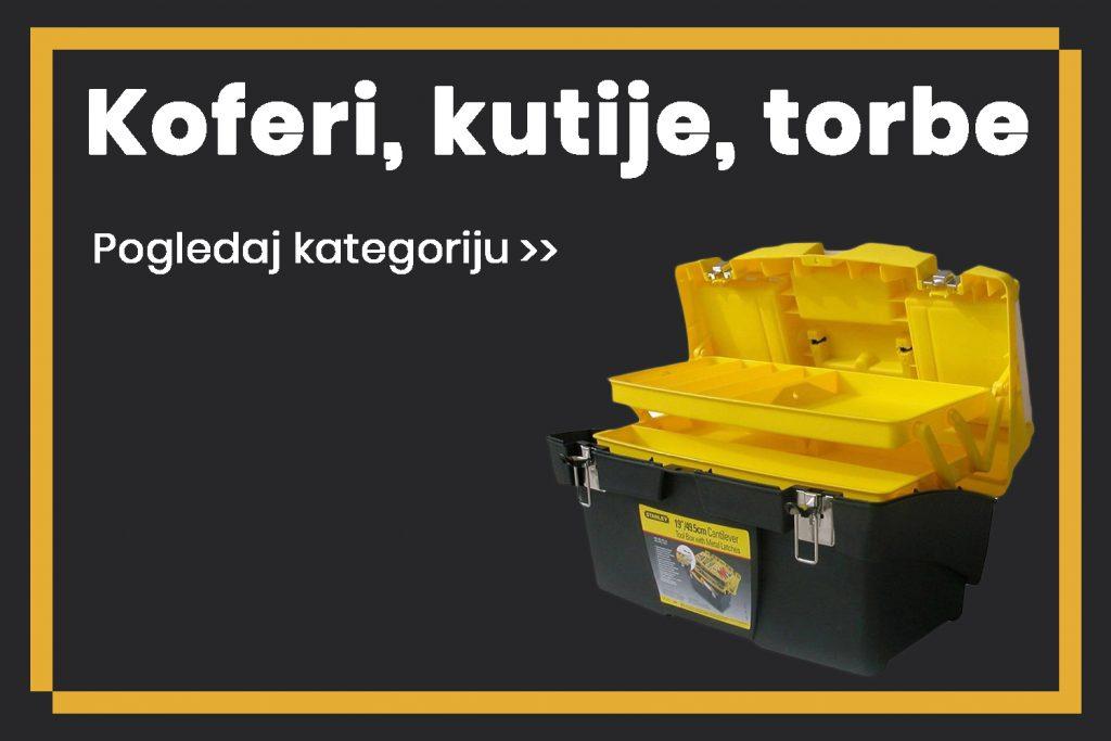 Koferi, Kutije i torbe za alat Novi Sad